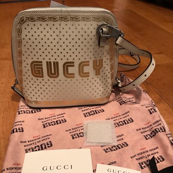 1d9f83209575e2 Gucci Bags | Summer 2018 Maison De Lamour Crossbody | Poshmark